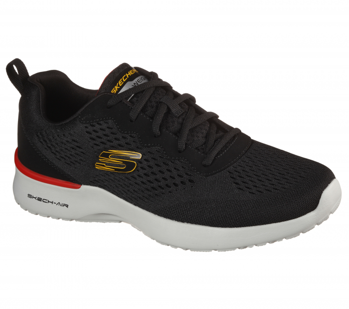 Sneakers barbati Skech-Air Dynamight BLK 232291 0