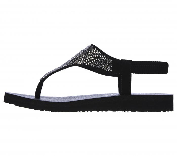 Sandale Skechers Meditation New Moon 32919/BLK [3]