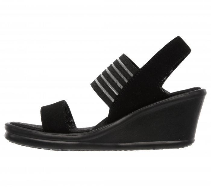 Sandale dama Rumblers Sci-Fi 38472/BBK [3]