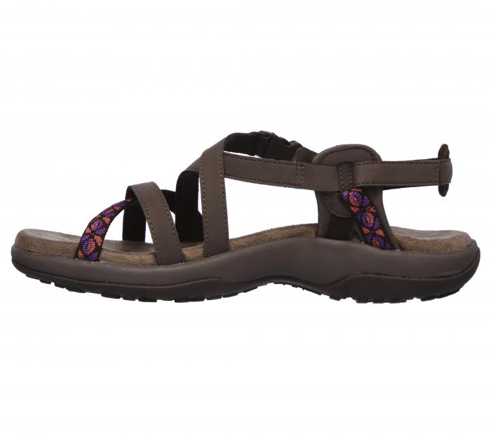Sandale Skechers Reggae Vacay 40955/CHOC [3]