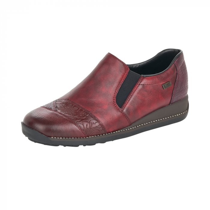 Pantofi casual dama, piele naturala, 44251-35 0