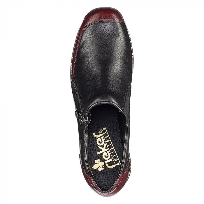 Pantofi casual dama, piele naturala, 44294-35 3