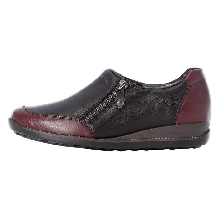 Pantofi casual dama, piele naturala, 44294-35 4