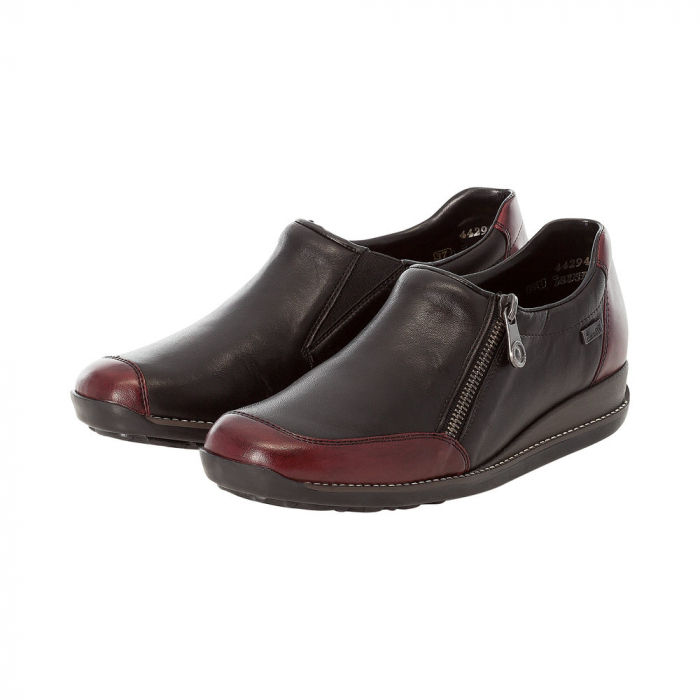 Pantofi casual dama, piele naturala, 44294-35 6