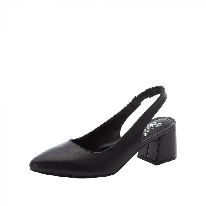 Pantofi dama, piele naturala, 49170-00 0