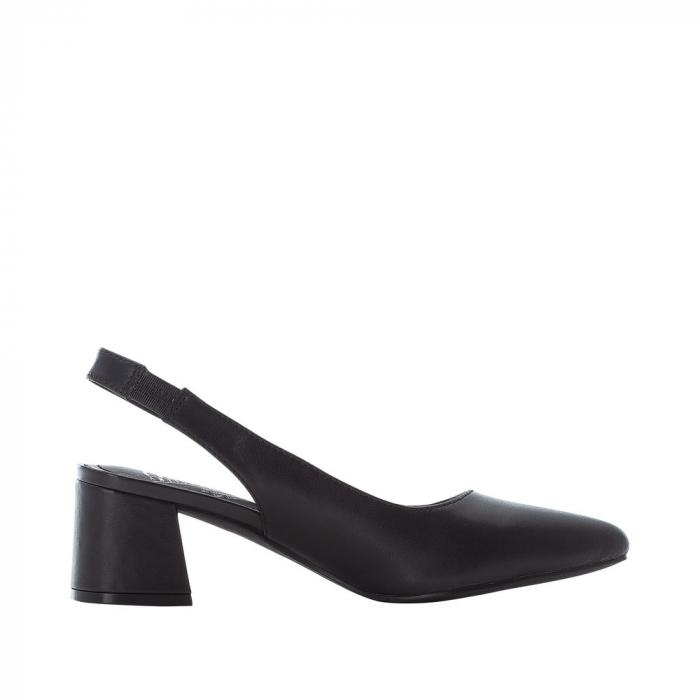 Pantofi dama, piele naturala, 49170-00 1