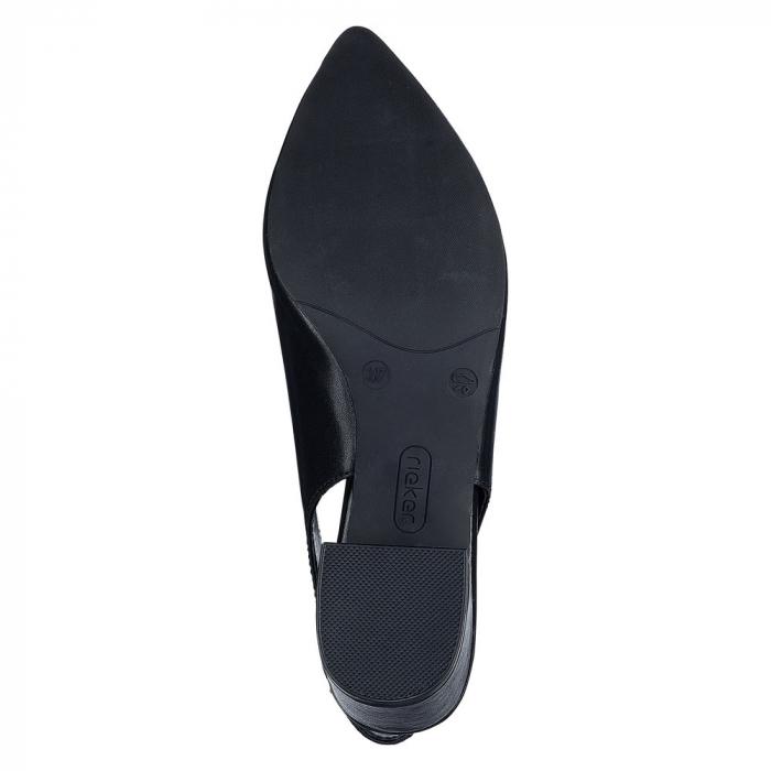 Pantofi dama, piele naturala, 49170-00 5