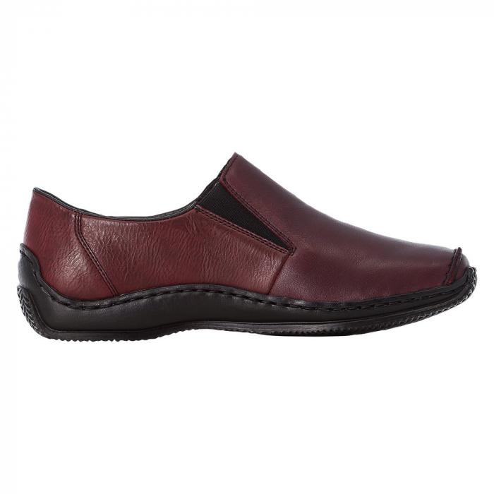 Pantofi dama casual, piele naturala, L1783-36 1