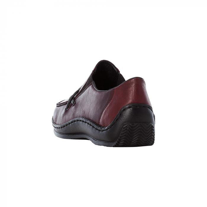 Pantofi dama casual, piele naturala, L1783-36 2