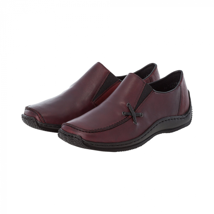 Pantofi dama casual, piele naturala, L1783-36 6