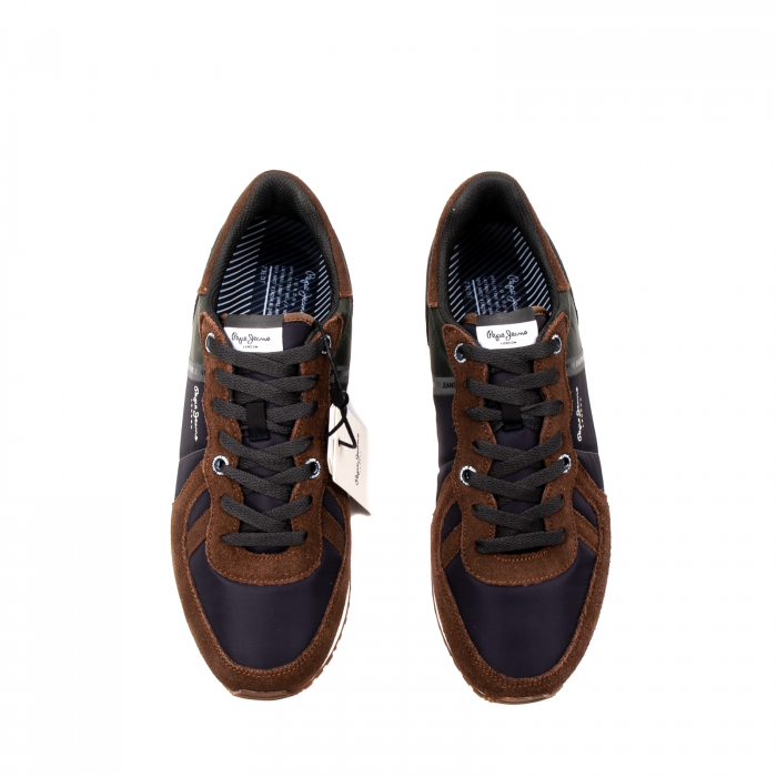 Pantofi barbati sport Sneakers TINKER ZERO HALF 19, 30580-884 5