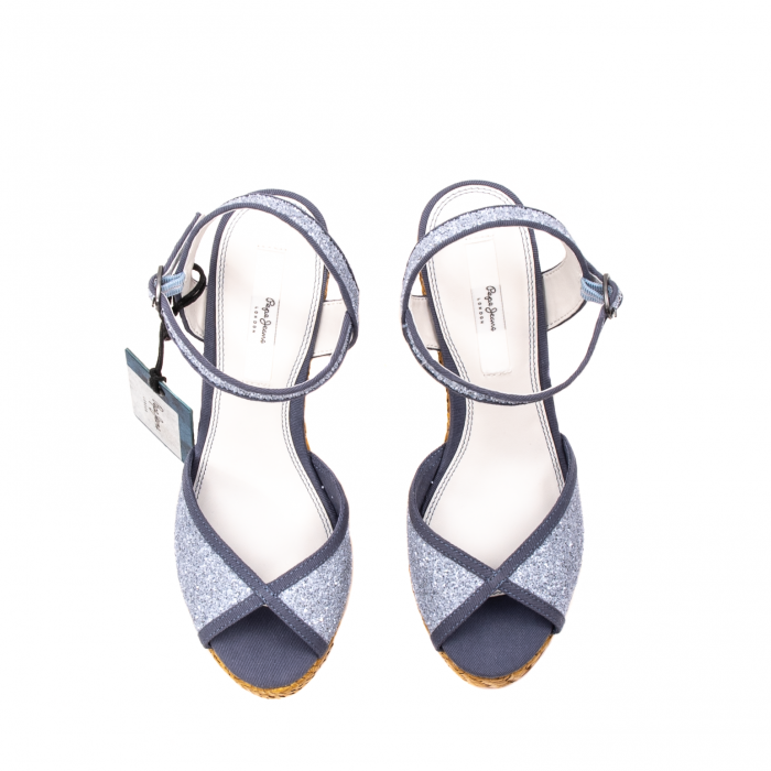 Sandale dama elegante, piele naturala, WALKER GLAM, 90298-585 5
