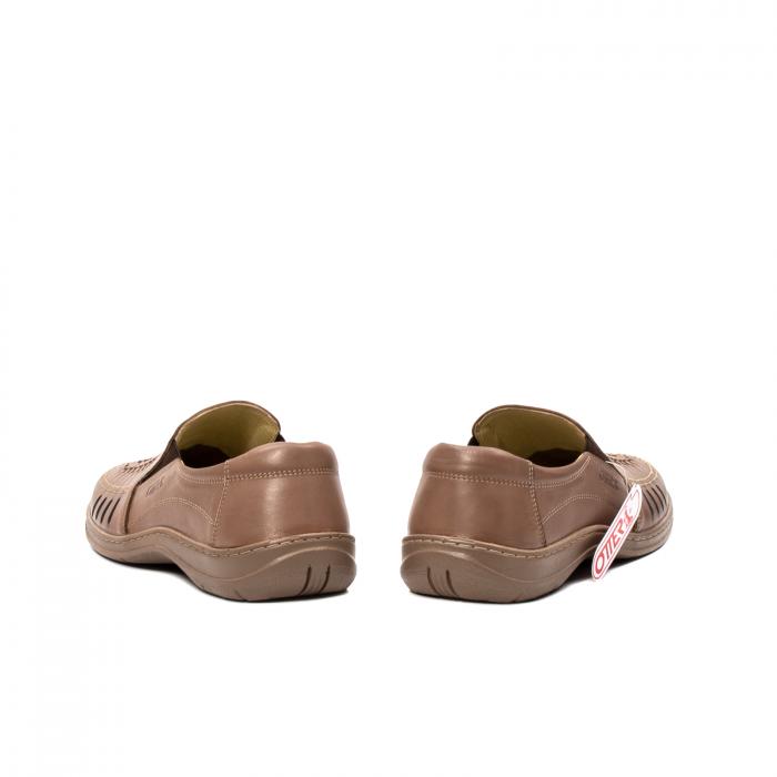 Pantofi barbati casual vara, piele naturala, OT 148 B2-N 6