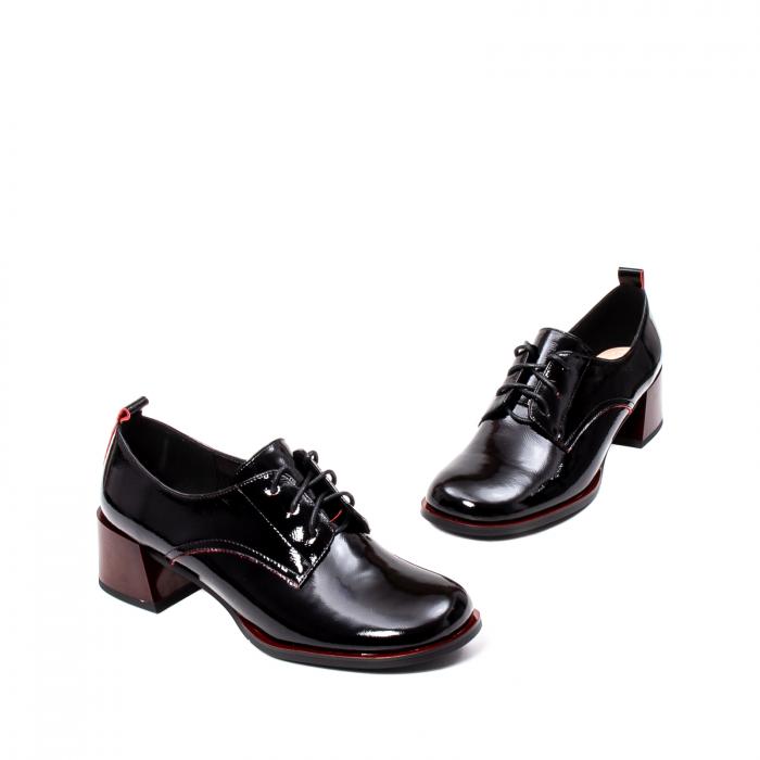 Pantofi dama, piele naturala, JY5008-502-K380 01-L 1