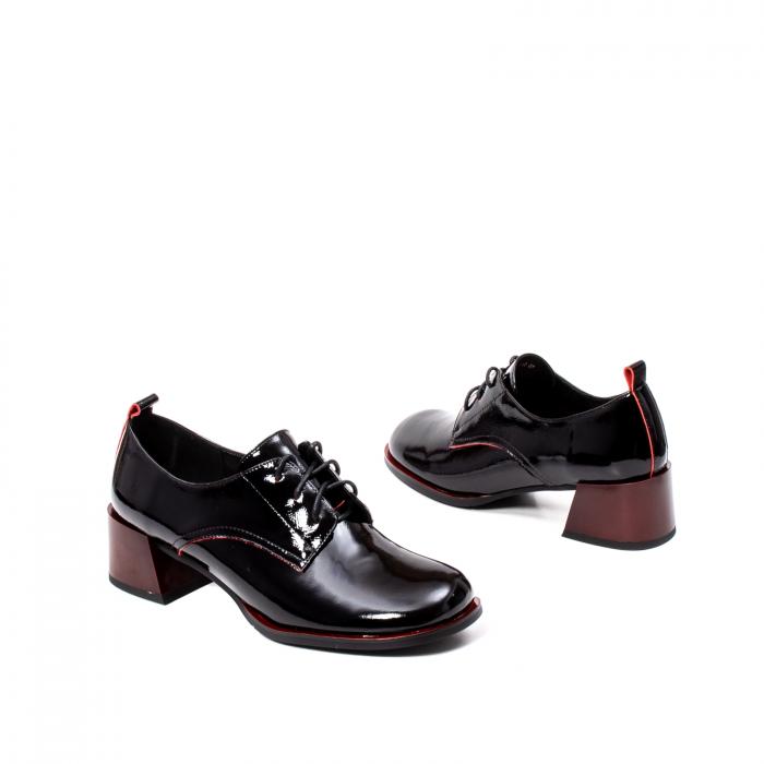Pantofi dama, piele naturala, JY5008-502-K380 01-L 2