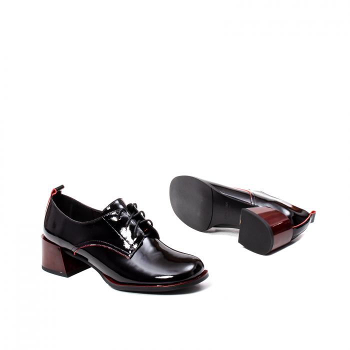 Pantofi dama, piele naturala, JY5008-502-K380 01-L 3