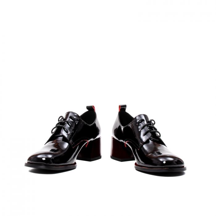 Pantofi dama, piele naturala, JY5008-502-K380 01-L 4
