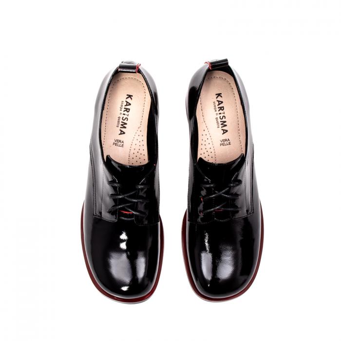 Pantofi dama, piele naturala, JY5008-502-K380 01-L 5