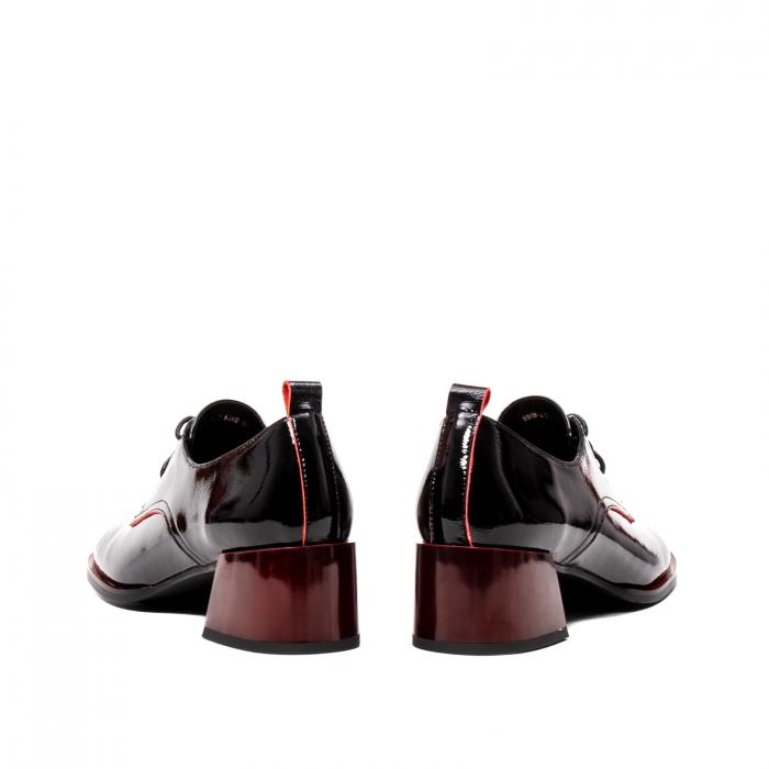 Pantofi dama, piele naturala, JY5008-502-K380 01-L 6