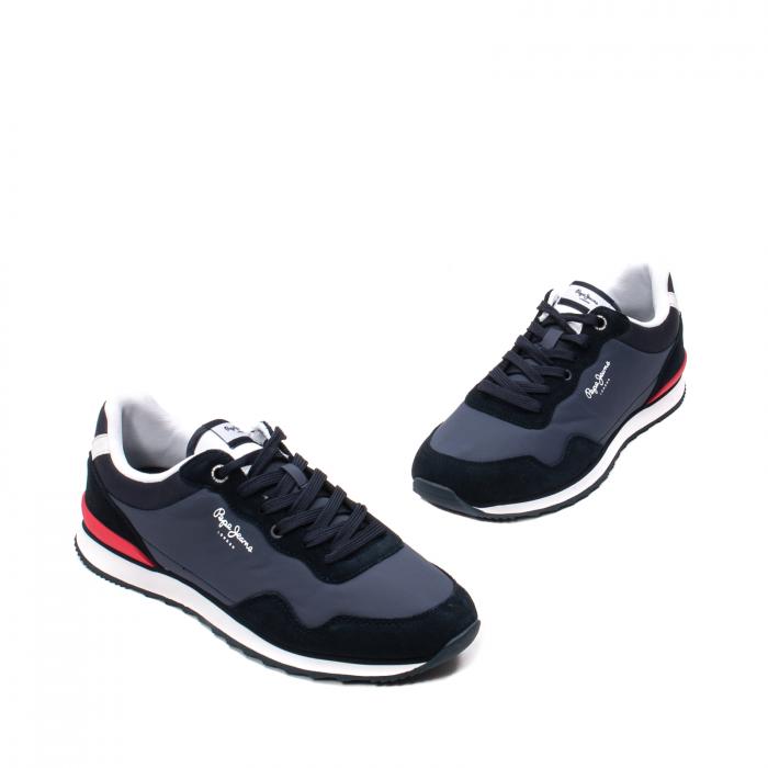 Pantofi barbati sport, piele naturala, STYLE PMS30669 595 1