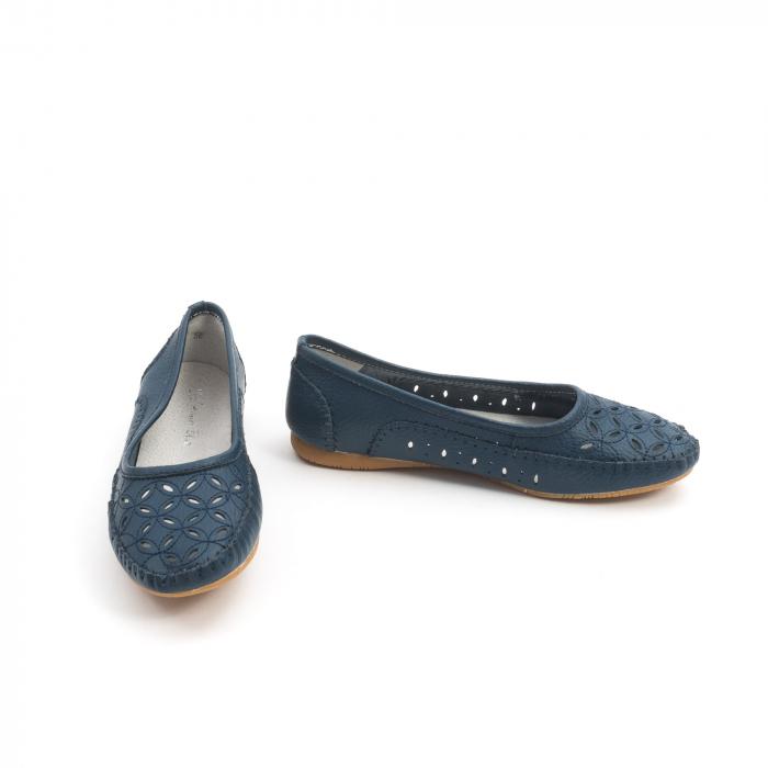 Balerini dama 1024-9 bleumarin 3