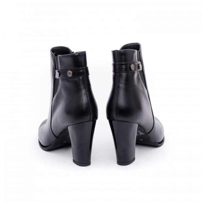 Botine elegante dama  marca NIKE INVEST-G 1153 negru 5
