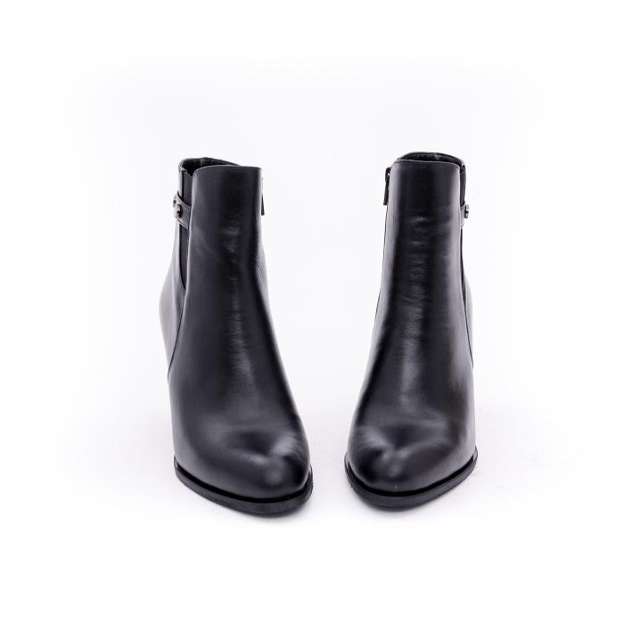 Botine elegante dama  marca NIKE INVEST-G 1153 negru 4