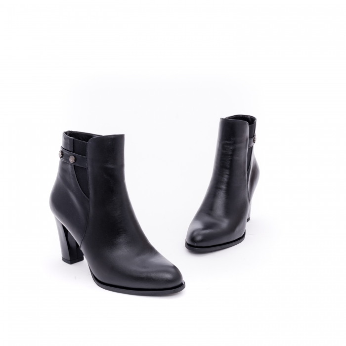 Botine elegante dama  marca NIKE INVEST-G 1153 negru 1