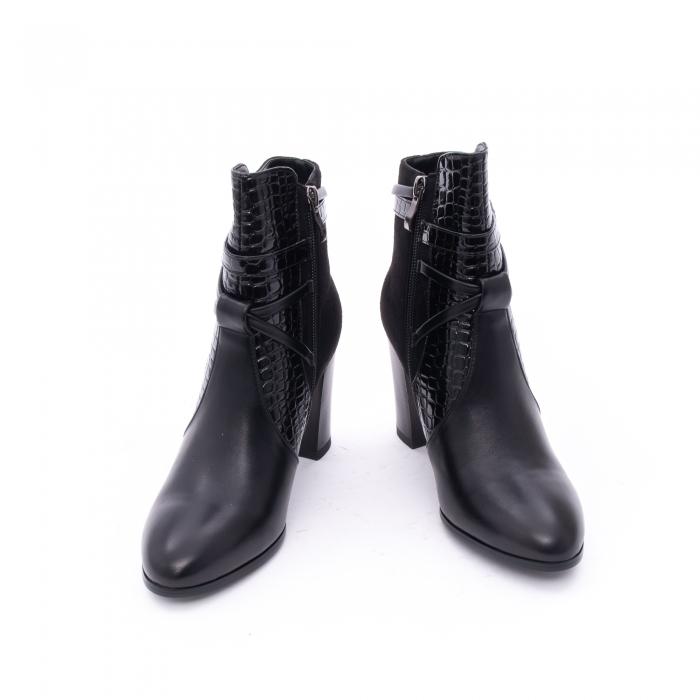 Botine elegante dama  VN9379-3 black 3