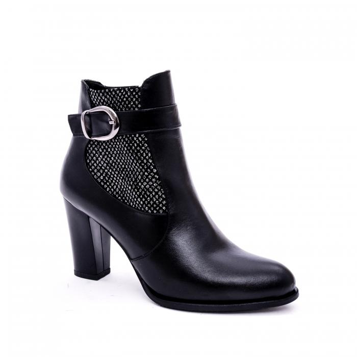 Botine elegante de dama marca Nike Invest  G 989 negru 0