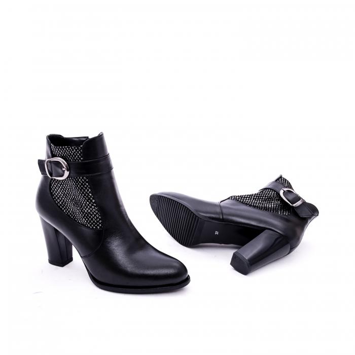 Botine elegante de dama marca Nike Invest  G 989 negru 2