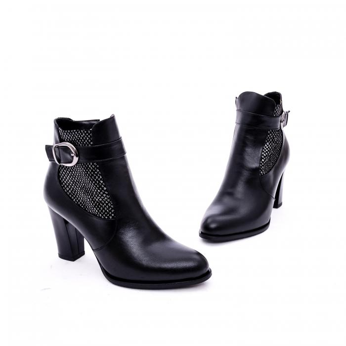 Botine elegante de dama marca Nike Invest  G 989 negru 1
