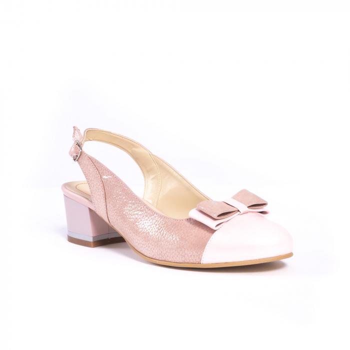 Decupat elegant dama S1052 roz 0