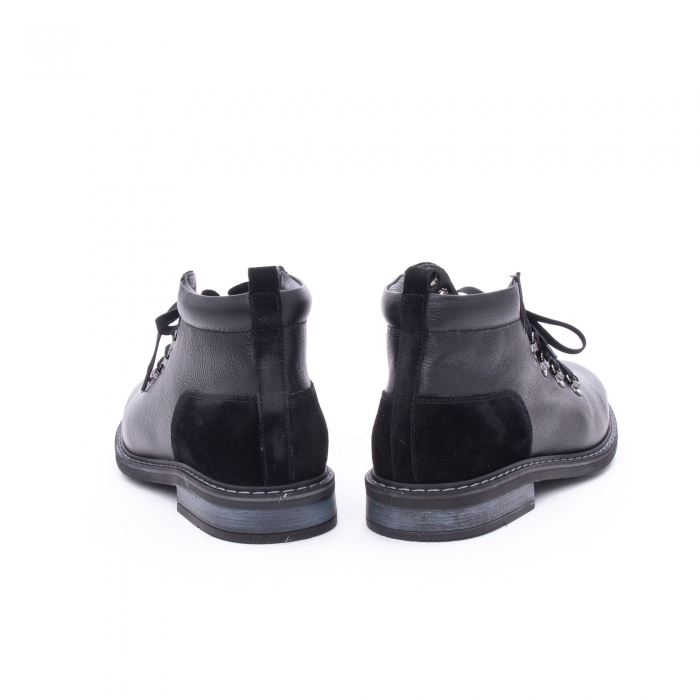 Ghete de barbat LFX  957 negru 4