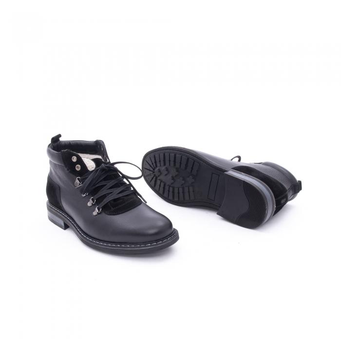Ghete de barbat LFX  957 negru 2