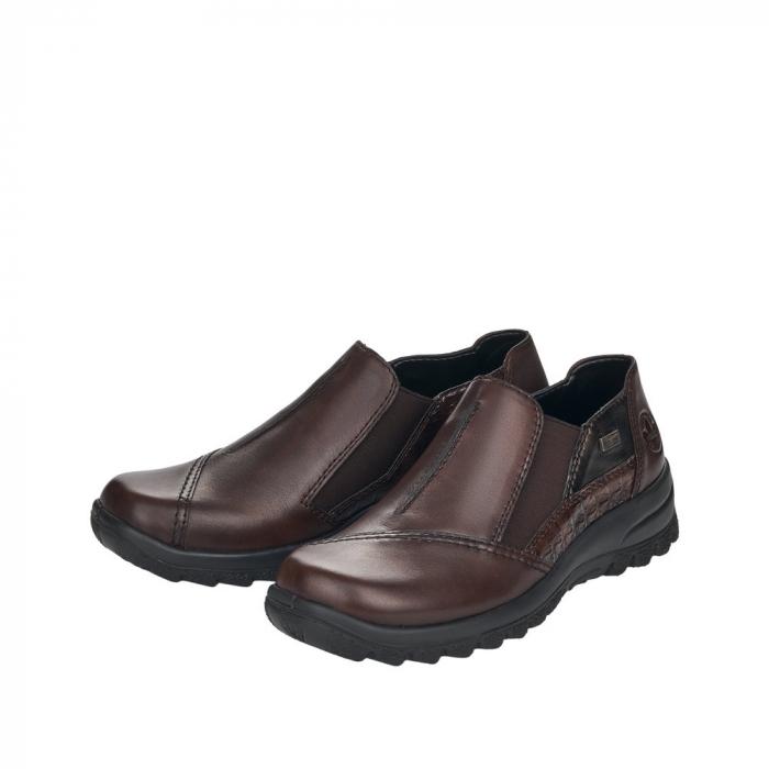 Pantofi dama casual, piele naturala, L7178-25 [6]