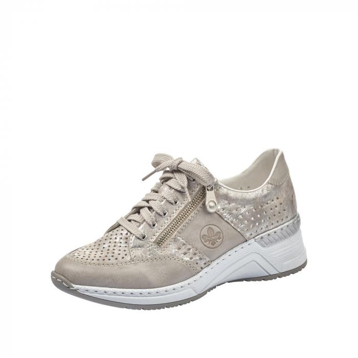 Pantofi dama casual din piele ecologica N4327-80 0