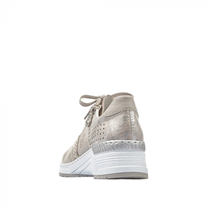 Pantofi dama casual din piele ecologica N4327-80 2