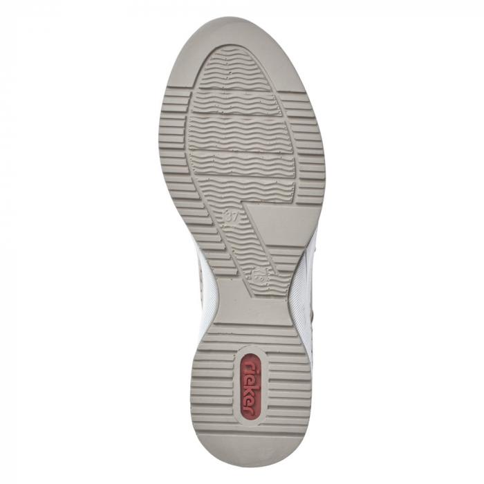 Pantofi dama casual din piele ecologica N4327-80 5