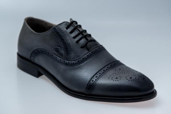 Pantof barbat  Nevalis 856 gri 0
