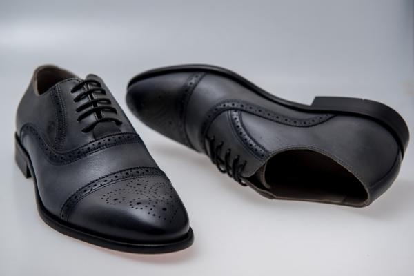 Pantof barbat  Nevalis 856 gri 2
