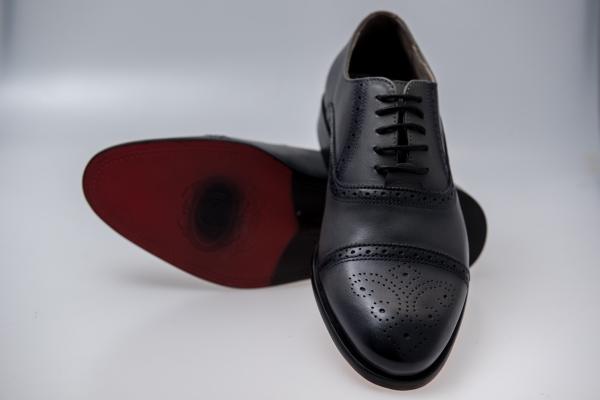 Pantof barbat  Nevalis 856 gri 1