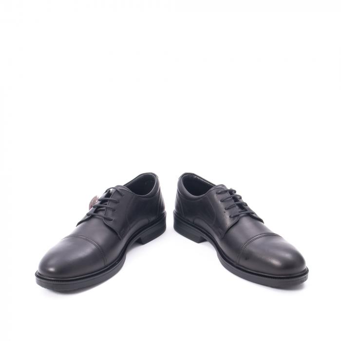 Pantofi barbati piele naturala Otter 5421, negru 6