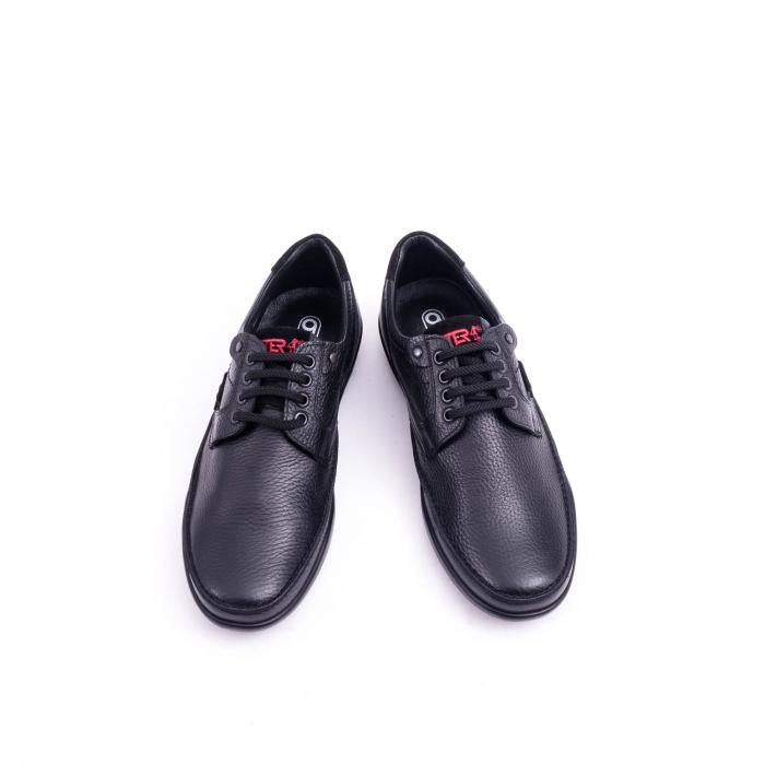 Pantof barbat Otter 217 negru 5