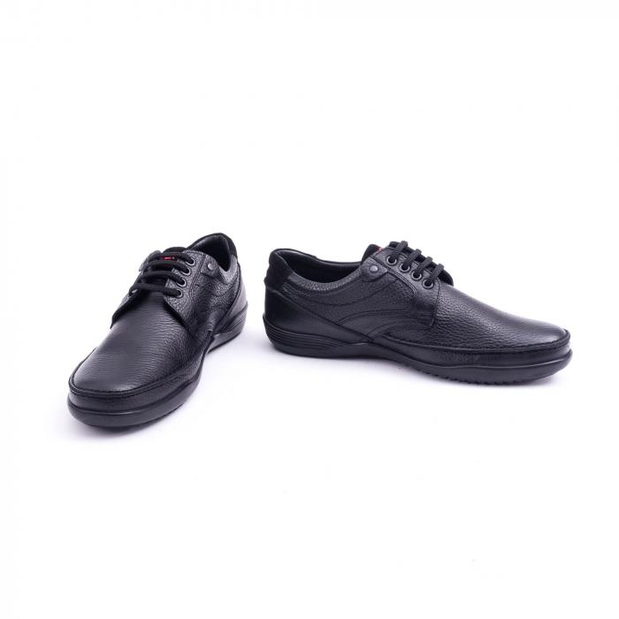 Pantof barbat Otter 217 negru 4