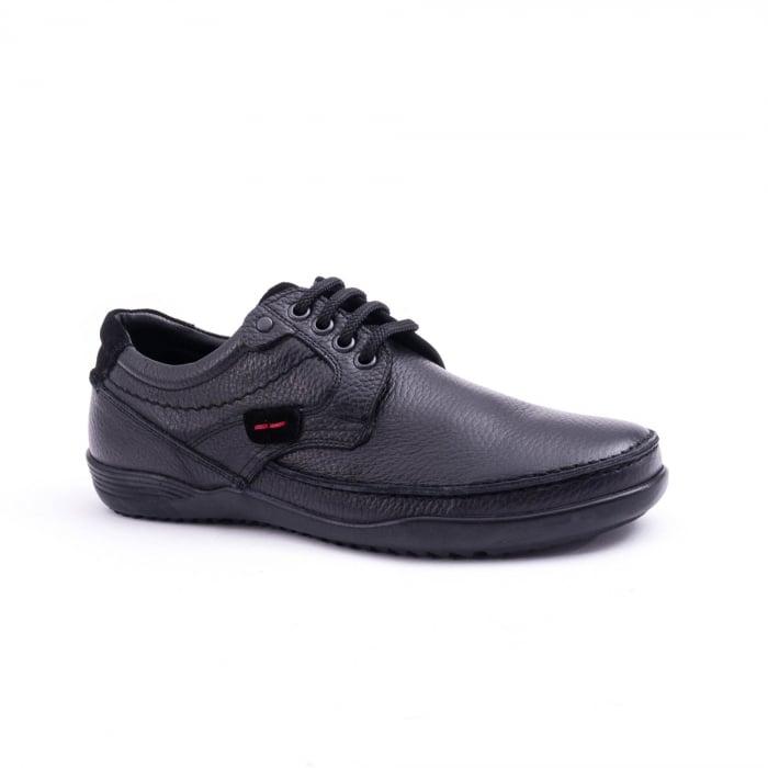 Pantof barbat Otter 217 negru 0