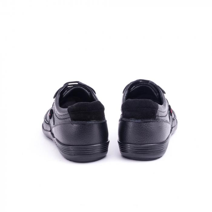 Pantof barbat Otter 217 negru 6