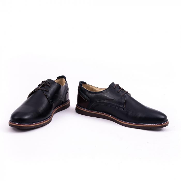 Pantof casual 191523 bleumarin 4