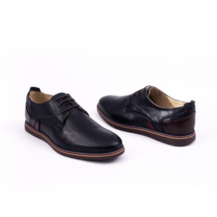 Pantof casual 191523 bleumarin 3