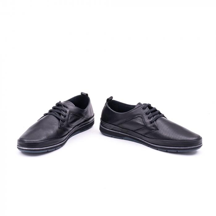 Pantof casual 191538 negru 4